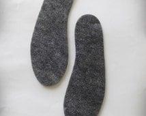 Red Suede Lambs Wool Shoe