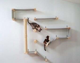The Thunderdome - Cat Hammock Activity Center