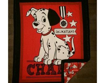 101 Dalmatians Minky Blanket