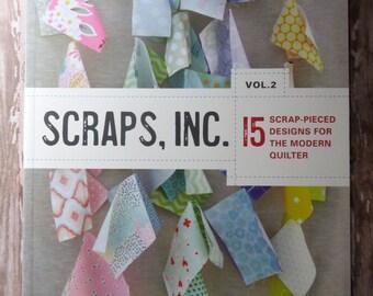 Scraps, Inc. - Vol 2 - Susanne Woods - Lucky Spool Media