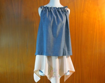 Teens' or Tweens' two piece dress