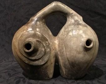 Huaca (double ocarina)