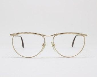 All Gold Glasses Frames : Gold rim eyeglasses Etsy