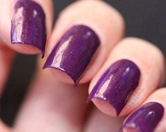 Chokecherry - 10 ml handmade nail polish