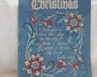 Vintage The Annual of Christmas Literature and Art