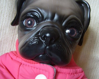 Reborn Dog Pug by Denise Pratt
