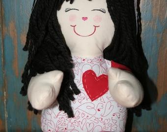 Happy Heart doll