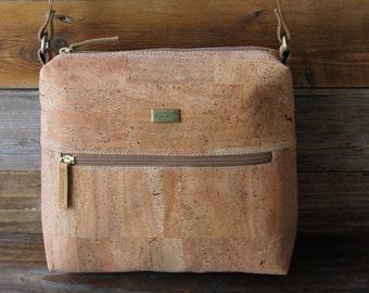 crossbody bag/cork crossbody bag