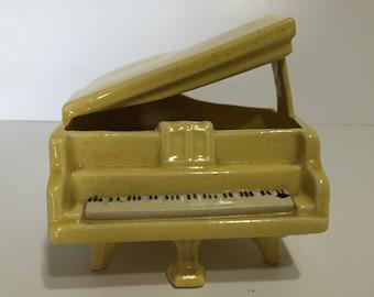 Mccoy Pottery Piano