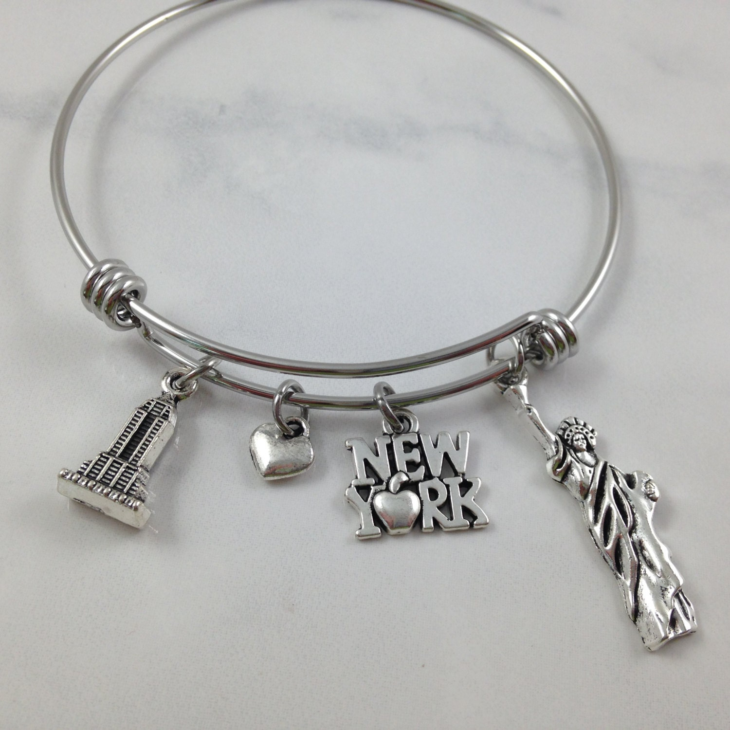 New York Charm Bracelet I Love New York Charm Bracelet New
