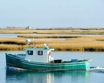 Lobster Boat  Bass River, Cape Cod
