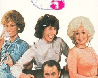 9 to 5 [VHS] (1980)