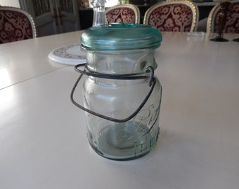 BALL GLASS CANNING Jar with Lid