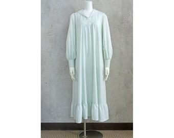 Size S Sailor Collar Dress Women's PDF Sewing Pattern
