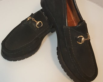 FREE  SHIPPING  Vintage Woman Gucci Shoes