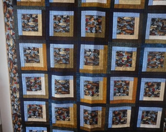 Duck and Waterfowl Quilt