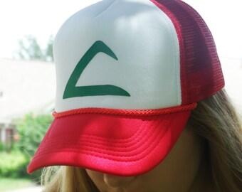 Pokemon indigo league hat