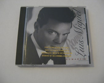 Luis Miguel - Romances - 1997  (CD)