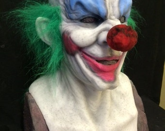 Skanky the Clown silicone life like mask