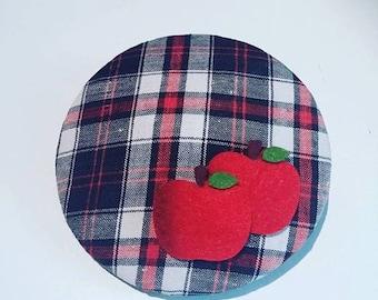 """Headpiece """"Apple"""""""