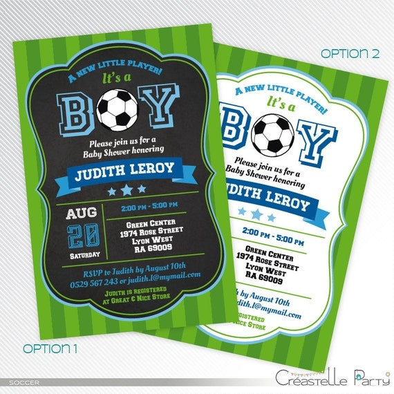Sport Digital Invitation By Creastelle Party