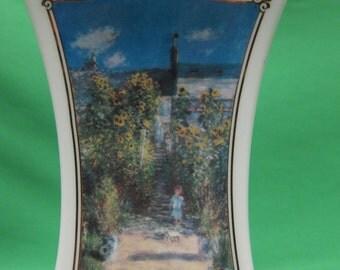 Goebel Artis Orbs Claude Monet Jar