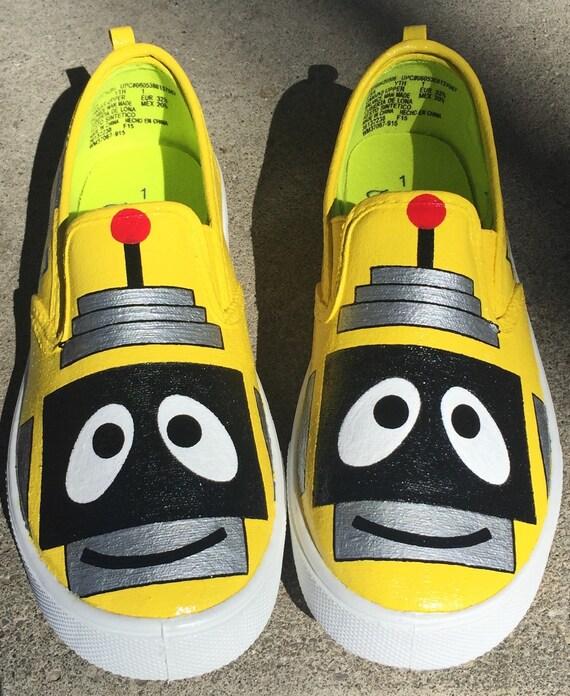 Yo Gabba Gabba New Pair Of Shoes