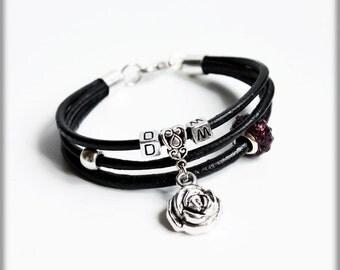 Depeche Mode Bracelet Rose