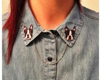 Collar chain // Dog