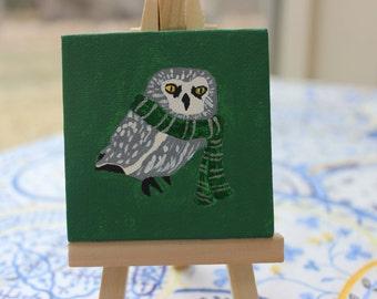 Slytherin Owl