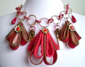 "Necklace Hinges ""Khanada"""