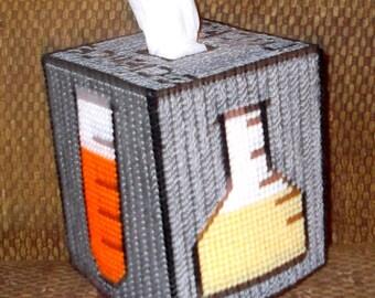 Science Rocks Tissue Box  Cover