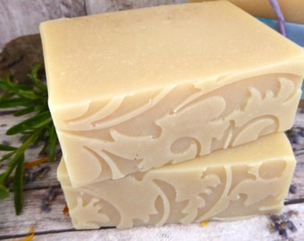 Goat Milk Soap - Handmade, natural, cold process, skin loving goodness in a bar