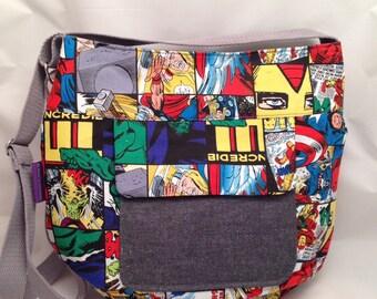 Marvel Cross body, shoulder Bag.