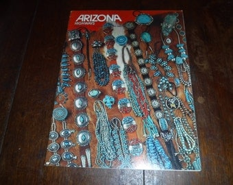 arizona highway vintage magazine