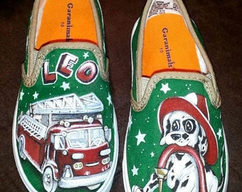 Kids Custom Shoes