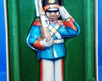 1982 Tin Soldier Hallmark Retired Ornament