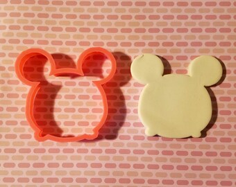 Mickey Mouse Tsum Tsum Cookie Cutter