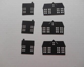 House Silhouette die cuts