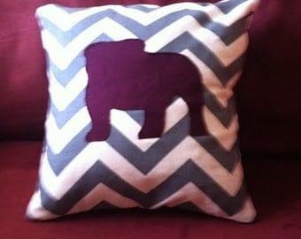 Mississippi State Bulldog Pillow