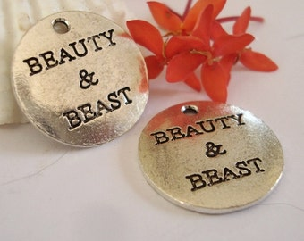 Beauty and The Beast Word Charm