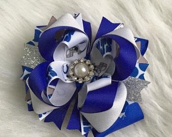 Colts Bow | Colts Headband