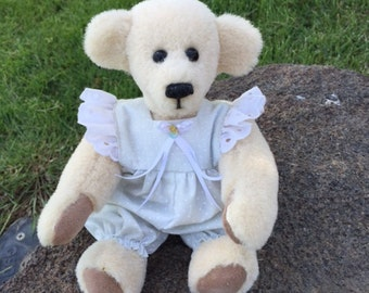 One-of-a-Kind Artist Teddy Bear - Hand-Crafted