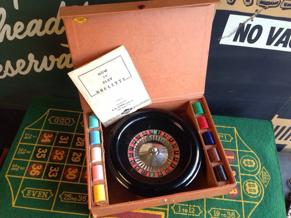 Roulette game instructions