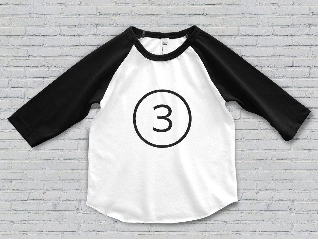 3rd Birthday Shirt Third Girl Oufit Boy