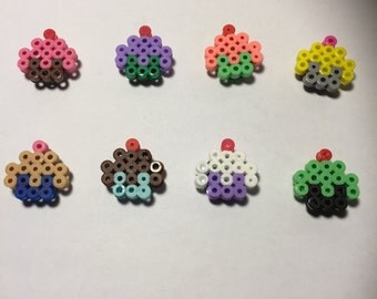 Magnets - Set of 8 Cupcakes