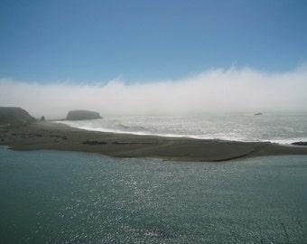 Mendocino coastline 2