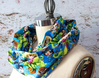 Little Shop of Horrors Infinity Scarf