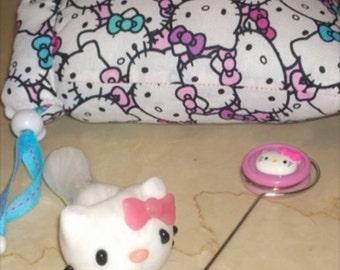 Purple bow kitty bundle