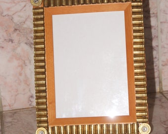5 x 7  9MM Bullet Picture Frame
